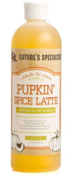 Pupkin' Spice Latte SHAMPOO & CONDITIONER für Hunde