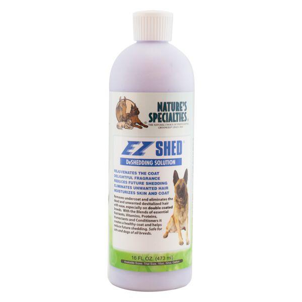 EZ SHED® CONDITIONER - Spülung für Hunde, Katzen, Welpen und Kleintiere