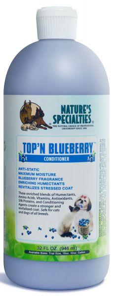 TOP'N BLUEBERRY™ CONDITIONER für Hunde, Katzen, Welpen und Kleintiere