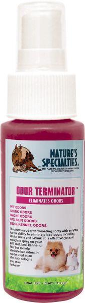 ODOR TERMINATOR™ GERUCHSBESEITIGUNG für Hunde, Katzen, Welpen und Kleintiere