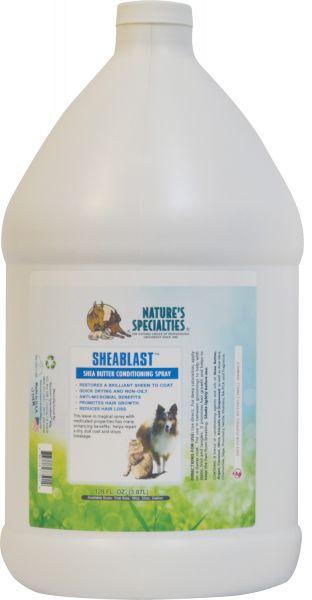 SHEABLAST™ CONDITIONING SPRAY für Hunde, Katzen, Welpen und Kleintiere