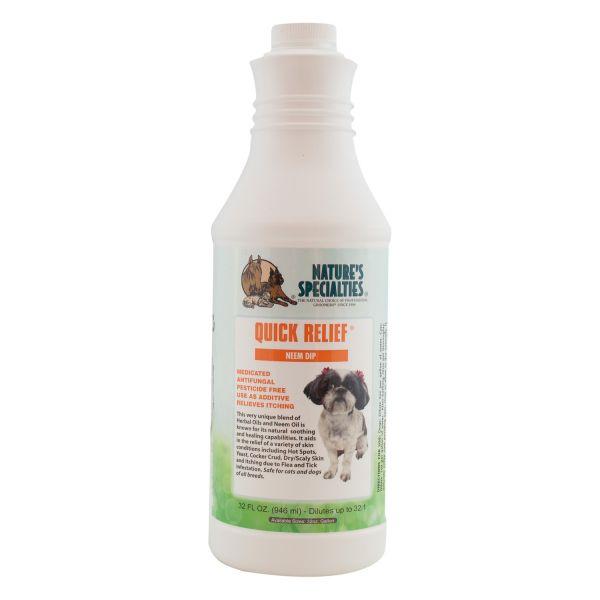 QUICK RELIEF® NEEMZUSATZ für Hunde, Katzen, Welpen und Kleintiere