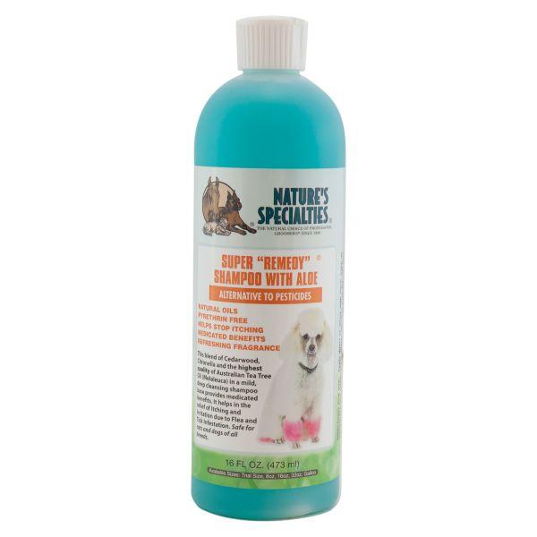 """SUPER """"REMEDY""""® SHAMPOO für Hunde, Katzen, Welpen und Kleintiere"""
