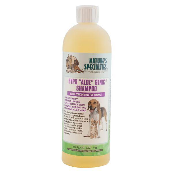 """HYPO """"ALOE"""" GENIC® Shampoo für Hunde, Katzen, Welpen und Kleintiere"""