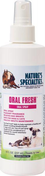 ORAL FRESH® MUNDSPRAY GERUCHSBESEITIGUNG für Hunde, Katzen, Welpen und Kleintiere